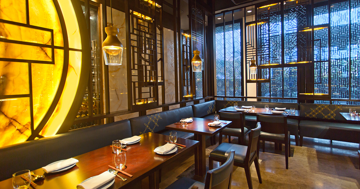 Hakkasan Doha Menu Award Winning Cantonese Restaurants In Doha