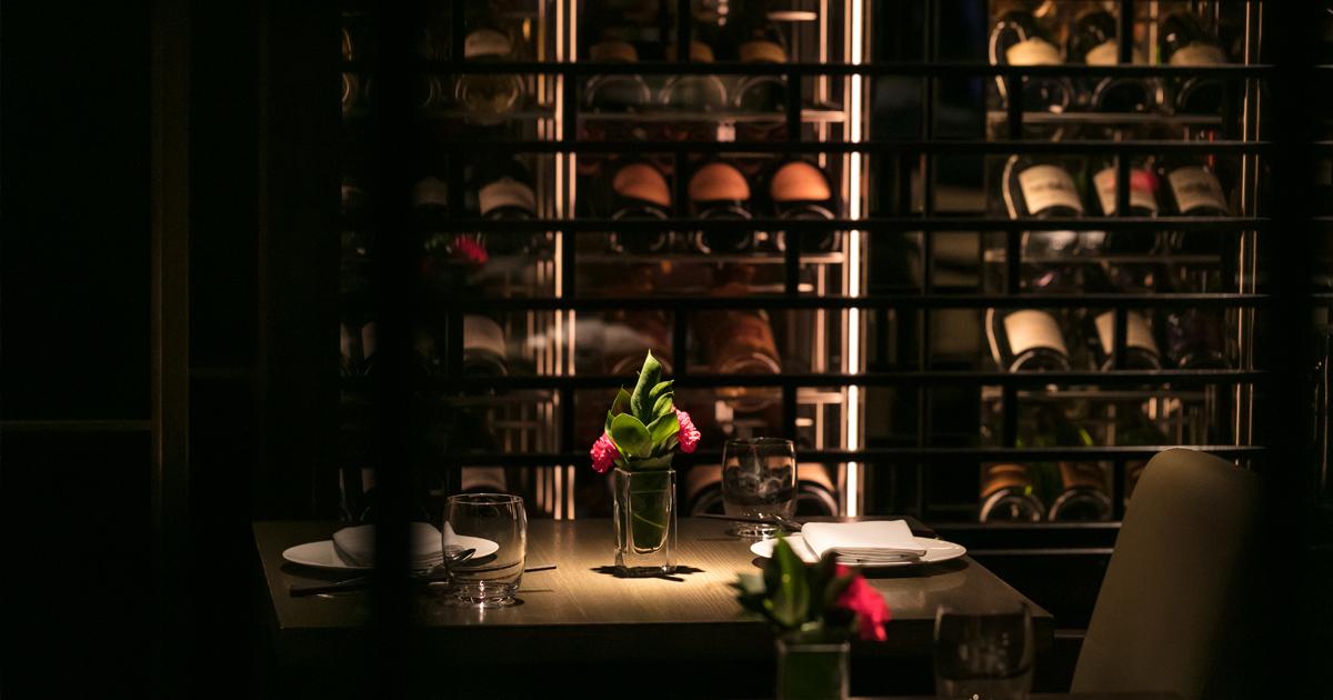 Verwonderend Mayfair - Hakkasan - Best Cantonese Restaurants in London FS-69