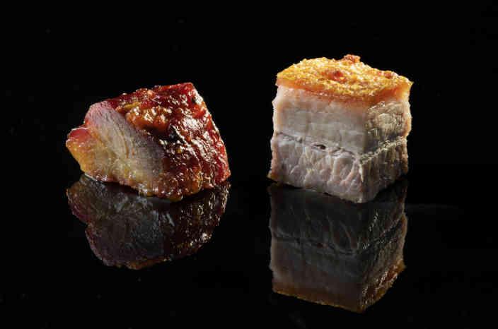 Cantonese BBQ pork
