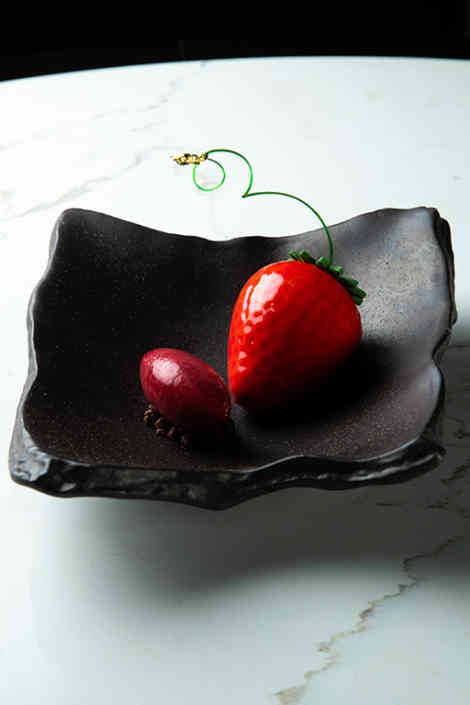 The Strawberry