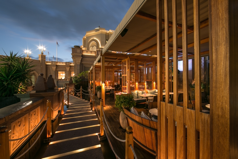 Hakkasan Abu Dhabi Terrace