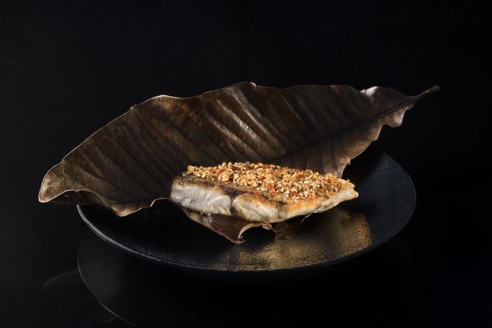 Wok sear grouper