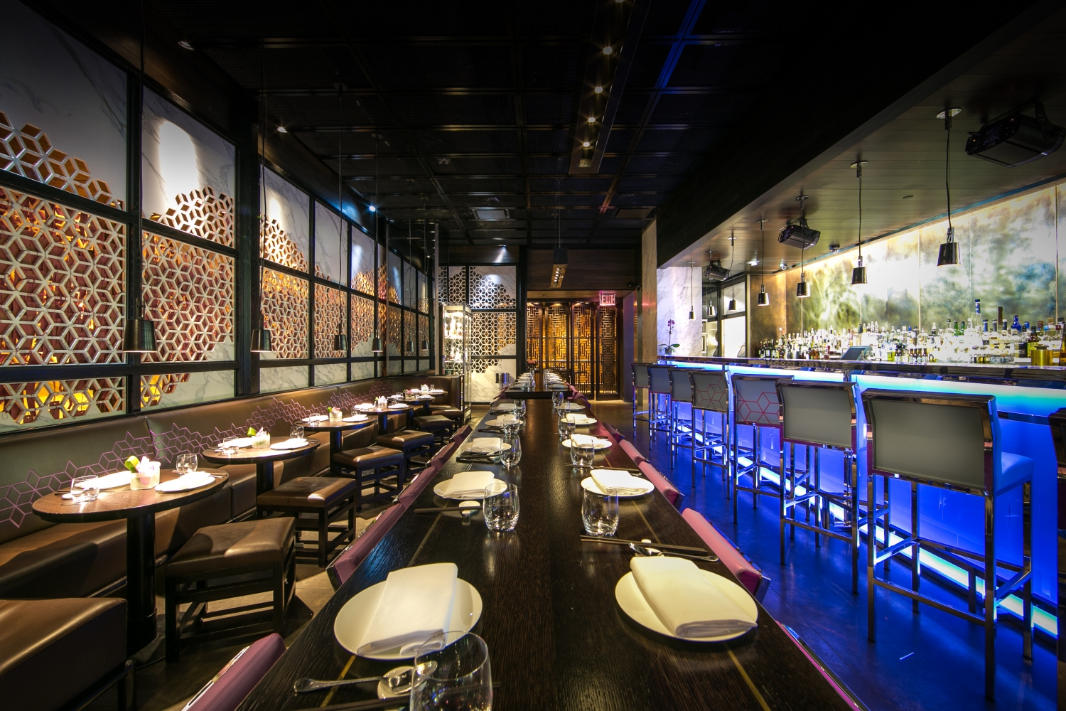 New York Hakkasan Best Cantonese Restaurants In New York