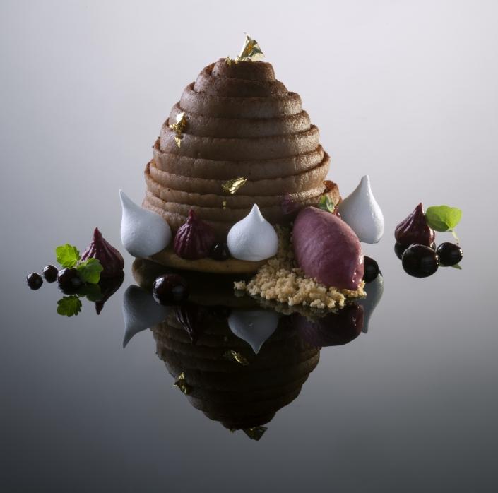 Mont Blanc Dessert