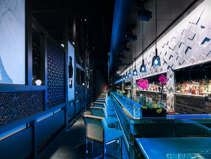 Hakkasan Las Vegas Bar