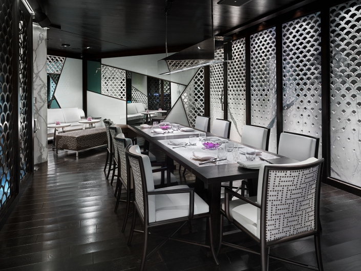 Hakkasa Las Vegas Private Dining Room