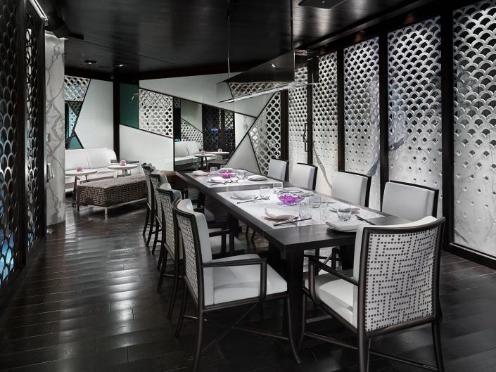 Hakkasa Las Vegas Private Dining Room