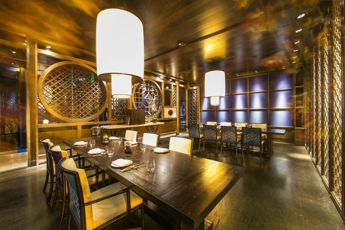Hakkasan San Francisco Private Dining Room