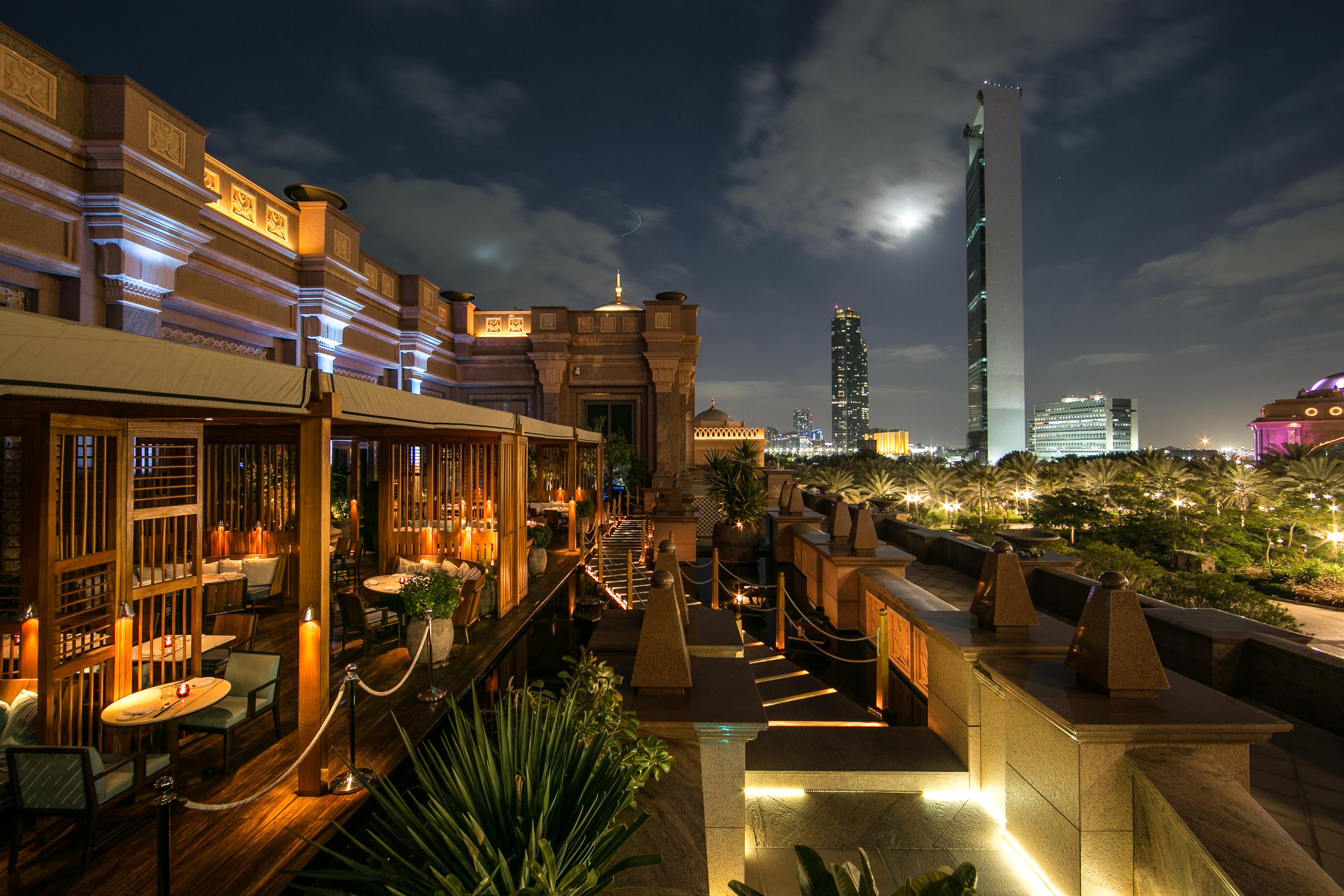 Abu Dhabi Terrace