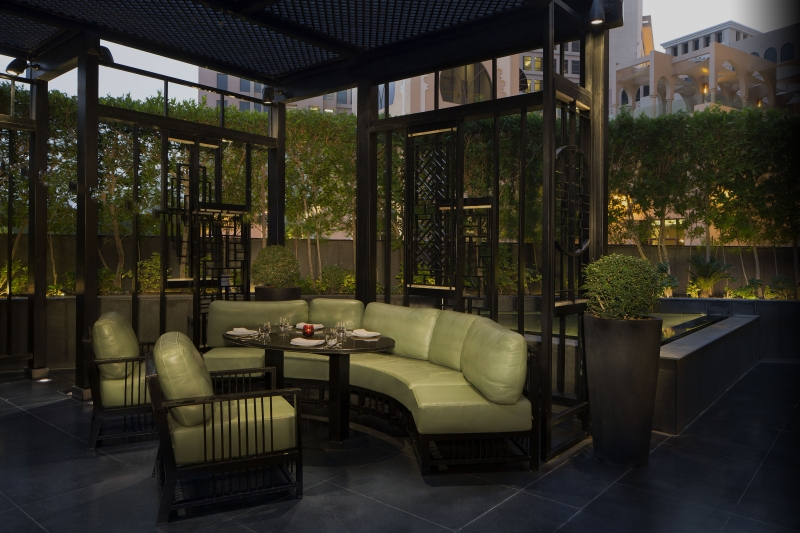 Terrace at Hakkasan Doha
