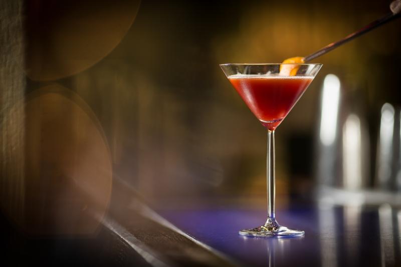 Amer l'Orange cocktail