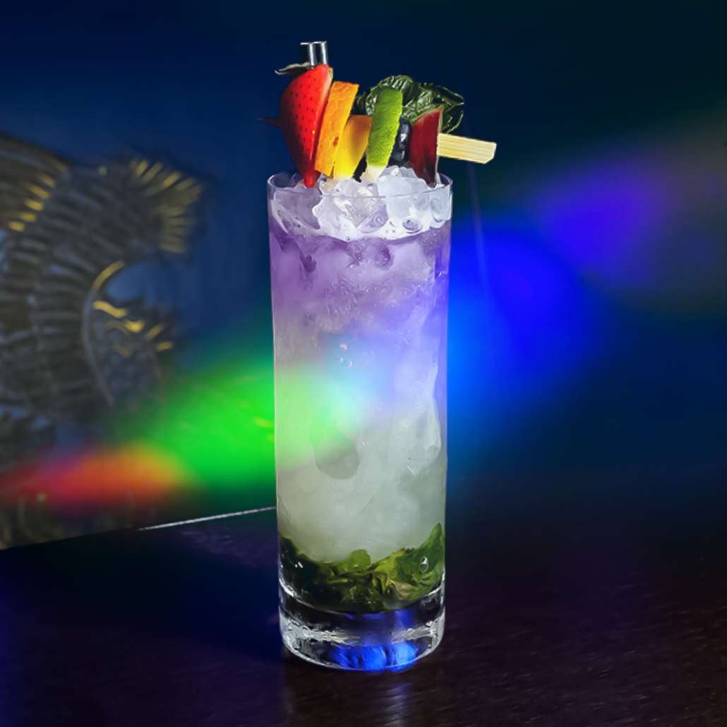 The Equali-tea cocktail