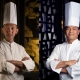 Executive Chefs Andrew Yeo and Chen-Wei Chan