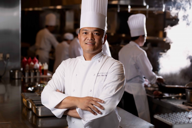 Executive Chef Chen-Wei Chan