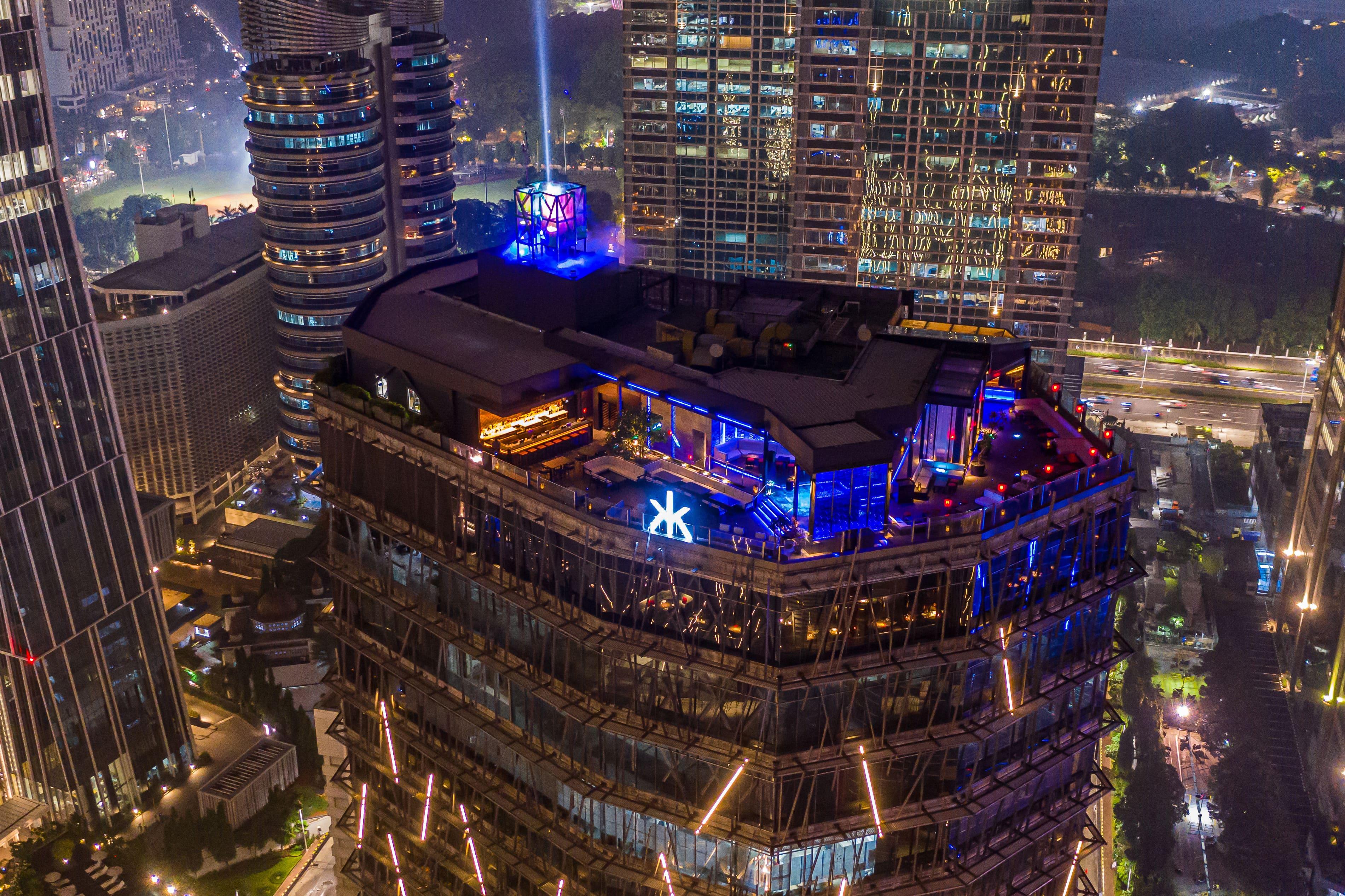 Hakkasan Rooftop Jakarta