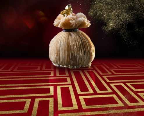 Dim sum for Chinese New Year 2020 at Hakkasan