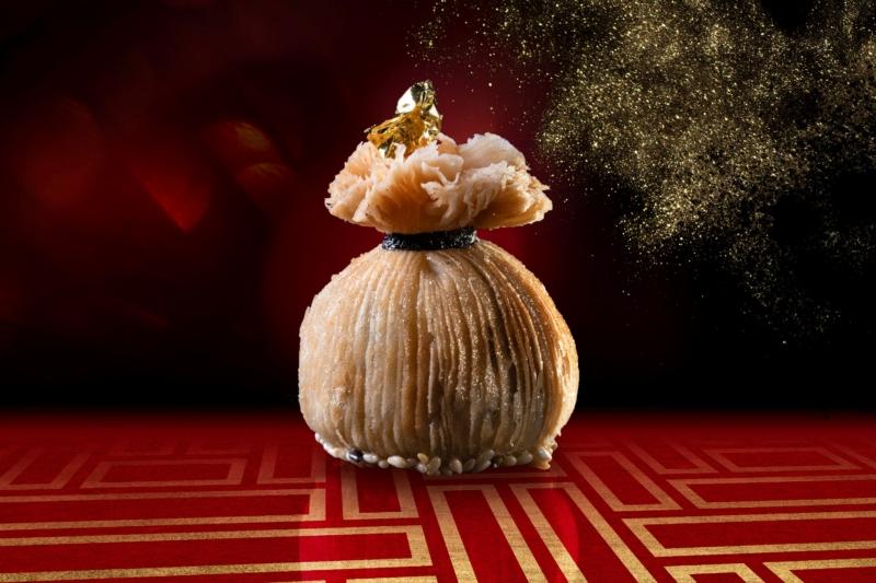 Dim sum for Chinese New Year 2020 at Hakkasan
